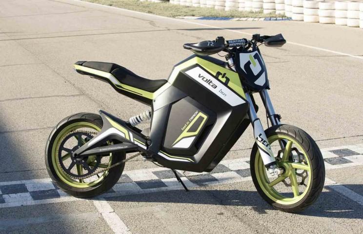 volt electric motorbike 4 circuit