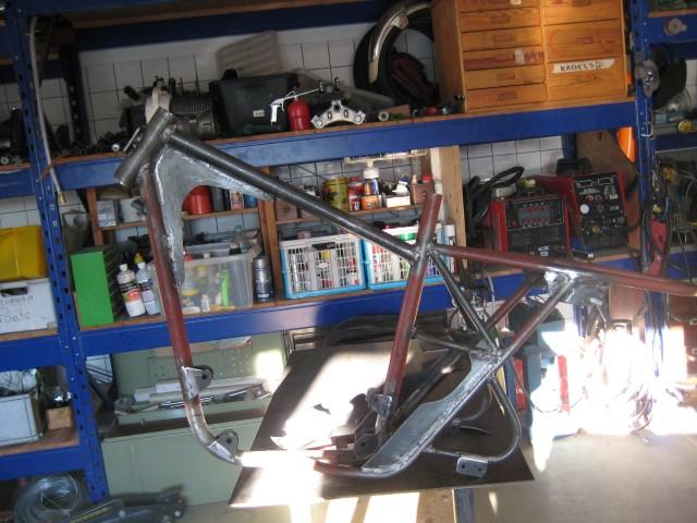Bultaco TSS 125 part 1 (35)
