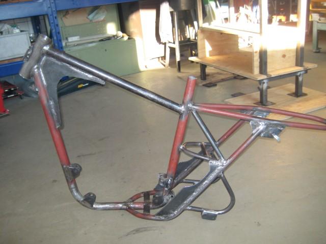 Bultaco TSS 125 part 1 (36)
