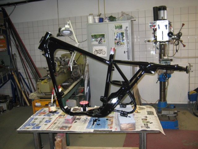 Bultaco TSS 125 part 1 (38)