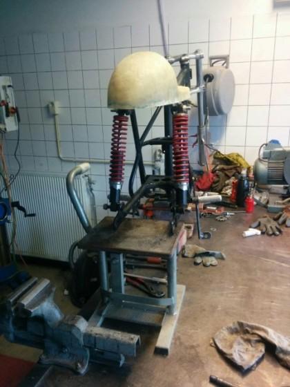 Bultaco tss 125 part2 26