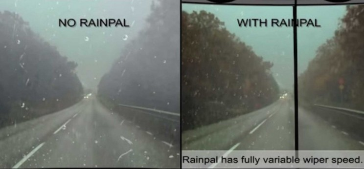 rainpal with without
