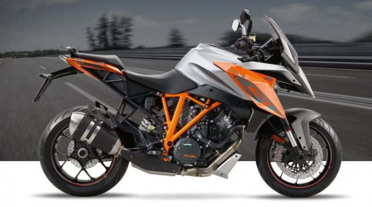 KTM Super Duke GT 2016 KTM Demoday Goedhart Motoren