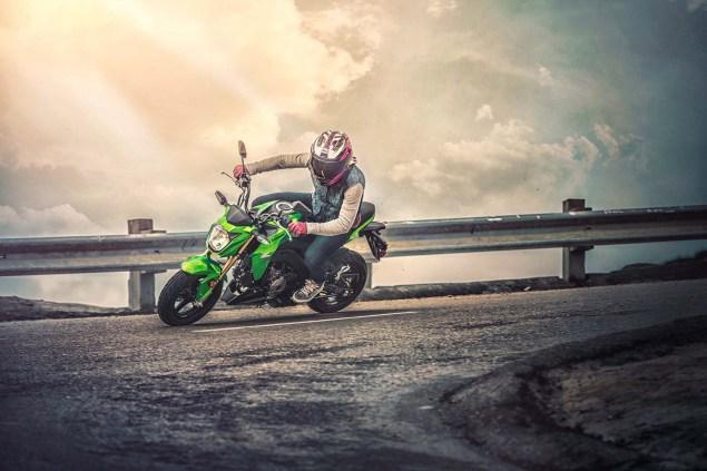 Kawasaki Z125 Pro 2017 bikerbook (28)