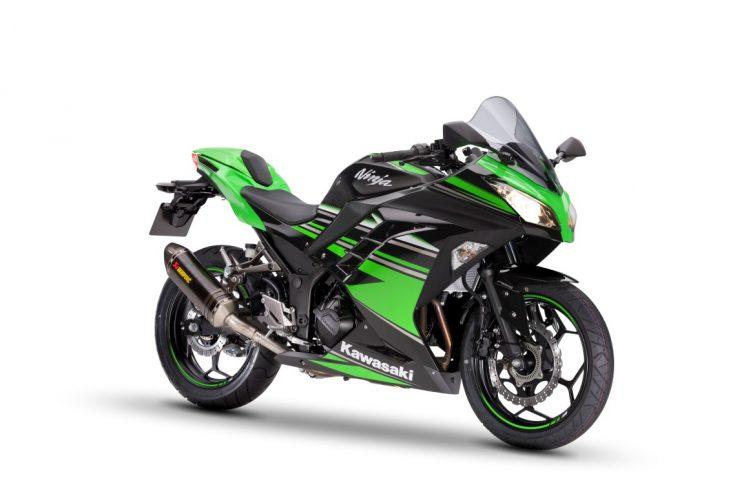 Kawasaki Ninja 300 Performance Edition 2016