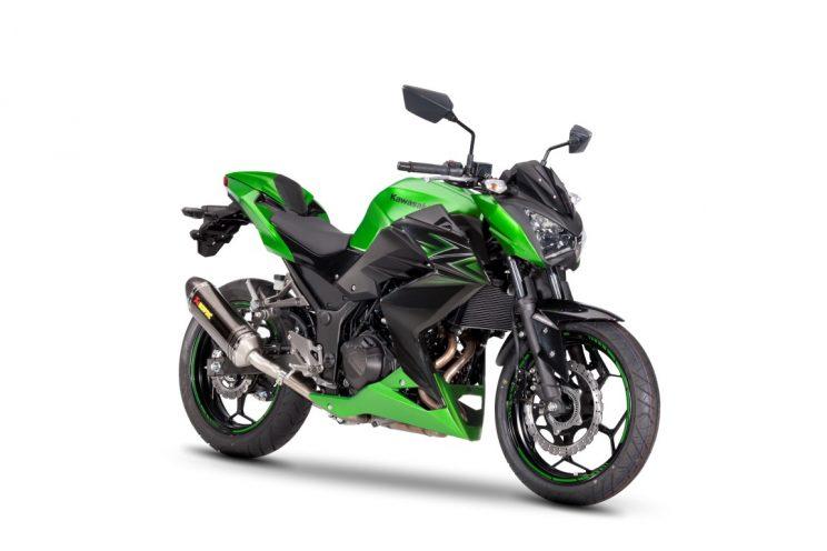 Kawasaki Z300 Performance Edition 2016