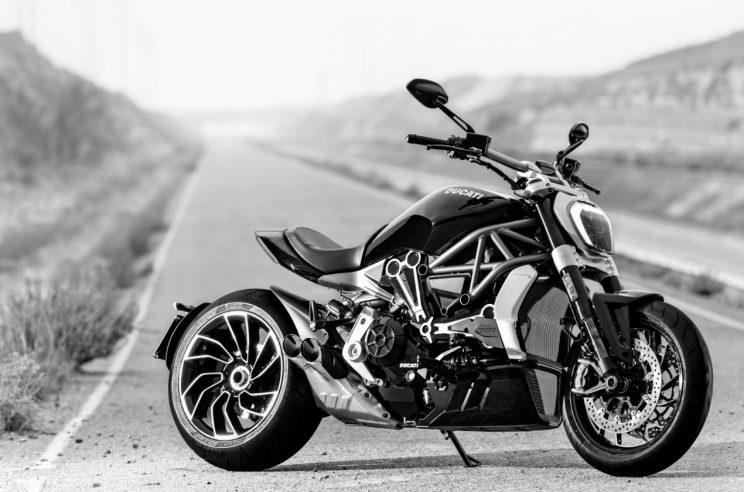 Ducatie Xdiavel