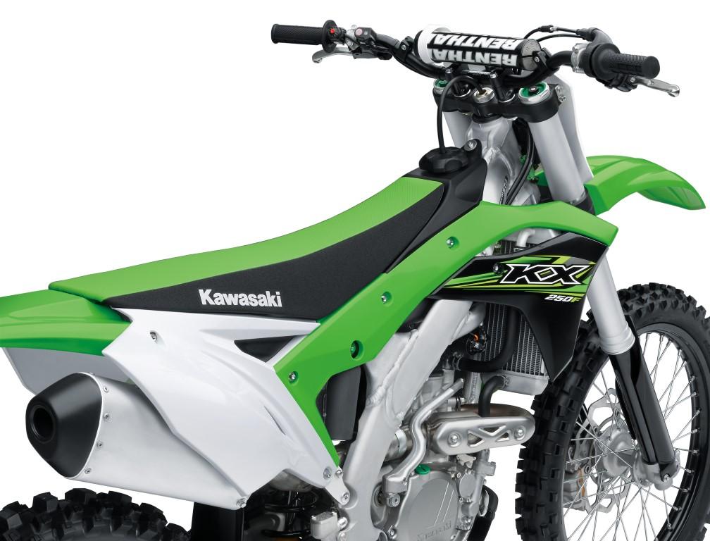 kawasaki kxf 250 2017 bekendgemaakt bikerbook. Black Bedroom Furniture Sets. Home Design Ideas