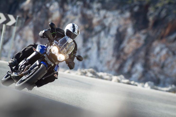 Triumph Tiger Adventure maand 800 XR