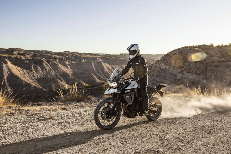 Triumph Tiger adventure 800 XC