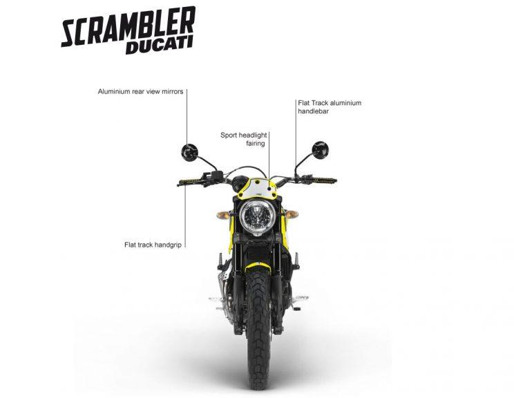 ducati scrambler flattrack 2