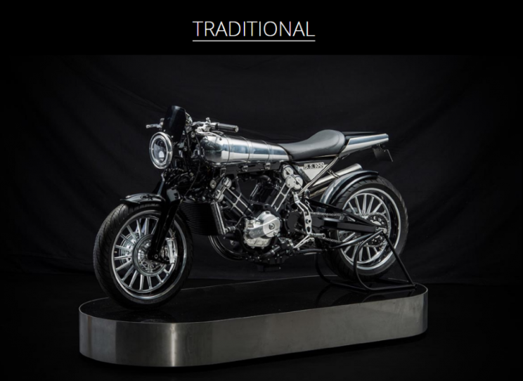 Brough Superior SS100 new Traditional (1)