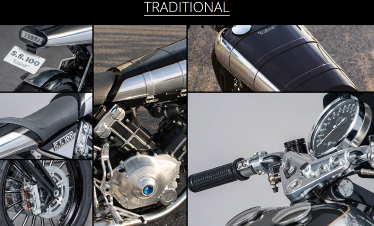 Brough Superior SS100 new Traditional (11)