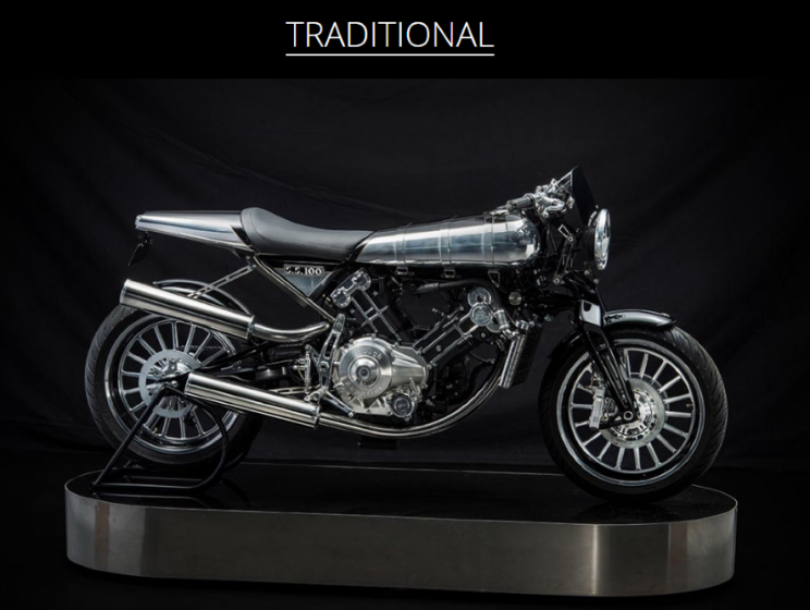 Brough Superior SS100 new Traditional (2)