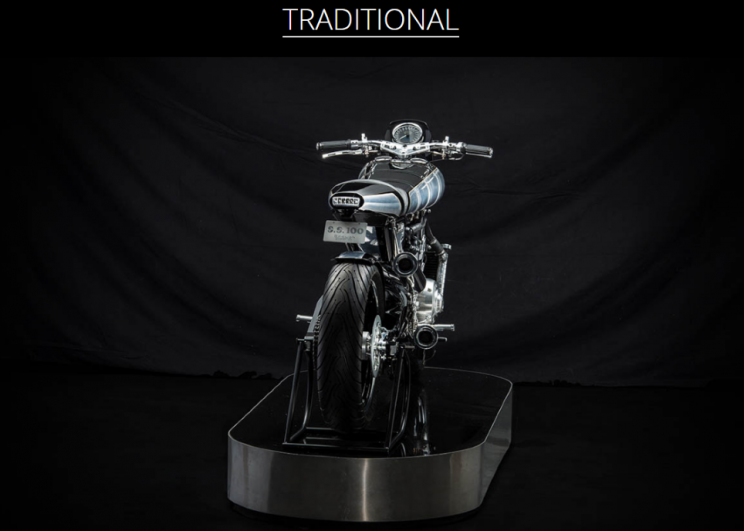 Brough Superior SS100 new Traditional (4)