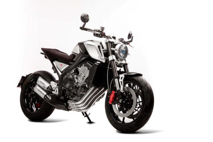 Honda CB4 Concept