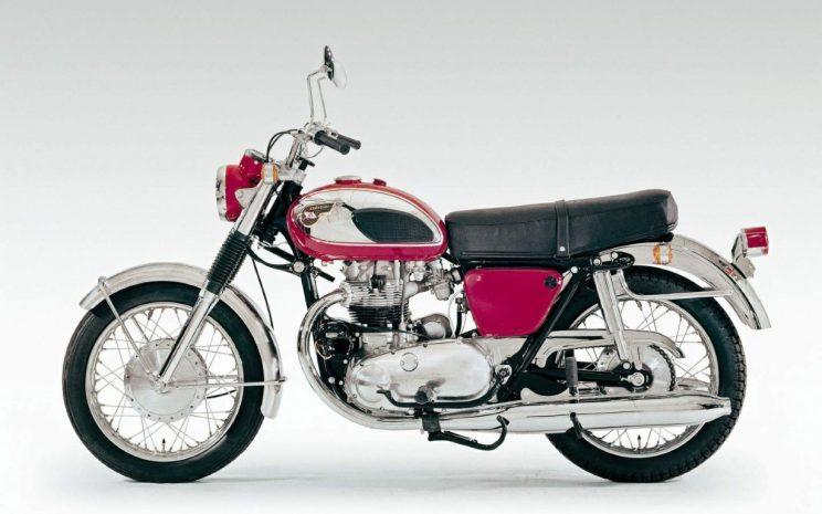 Kawasaki W1-1965