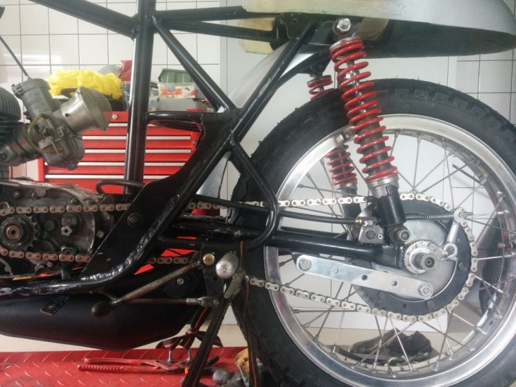 Making a Bultaco TSS 125 part 4 IMG (11)