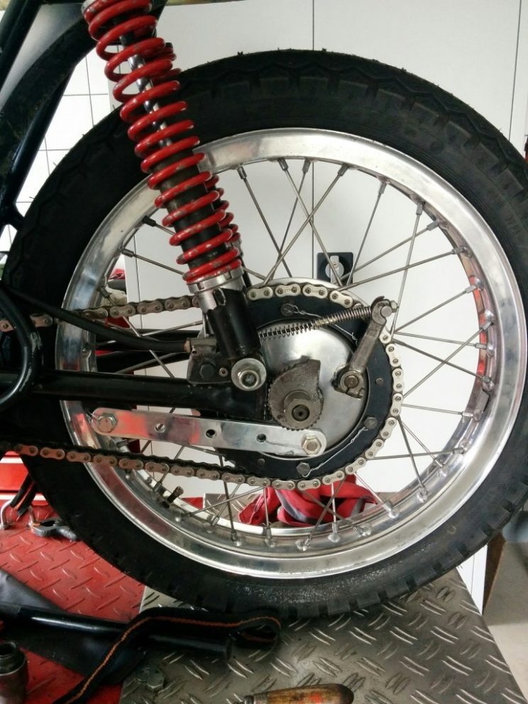 Making a Bultaco TSS 125 part 4 IMG (15)