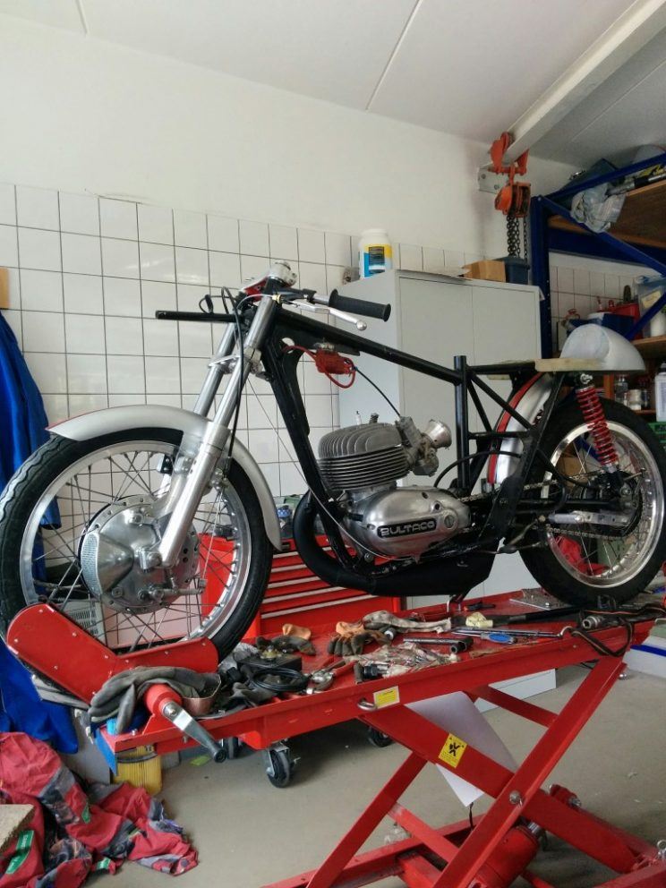 Making a Bultaco TSS 125 part 4 IMG (16)
