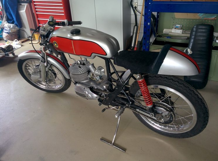 Making a Bultaco TSS 125 part 4 IMG (33)