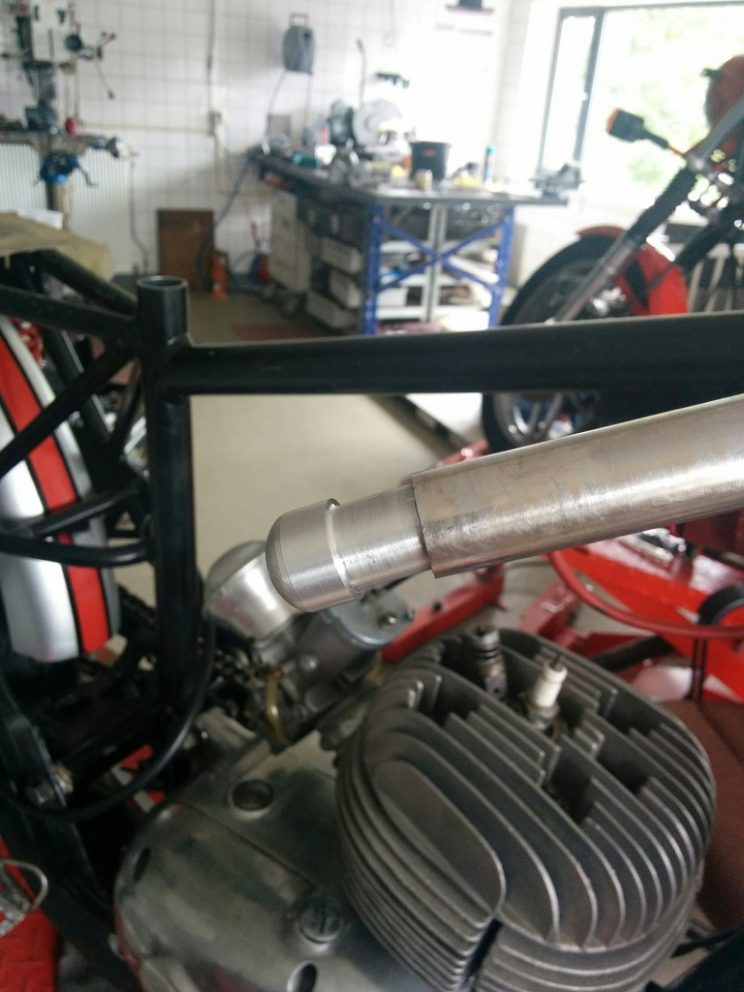 Making a Bultaco TSS 125 part 4 IMG (7)