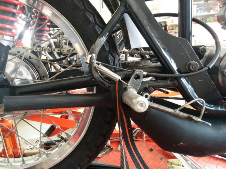 Making a Bultaco TSS 125 part 4 IMG (8)