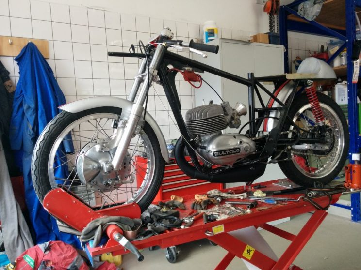 Making a Bultaco TSS 125 part 4 IMG (9)