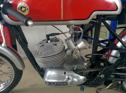 Making a Bultaco TSS 125 part 5 IMG (1)