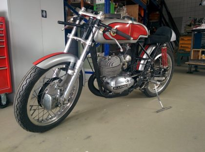 Making a Bultaco TSS 125 part 5 IMG (10)