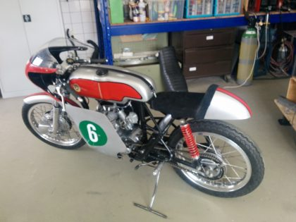 Making a Bultaco TSS 125 part 5 IMG (18)