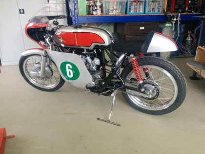 Making a Bultaco TSS 125 part 5 IMG (21)