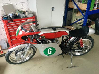Making a Bultaco TSS 125 part 5 IMG (22)