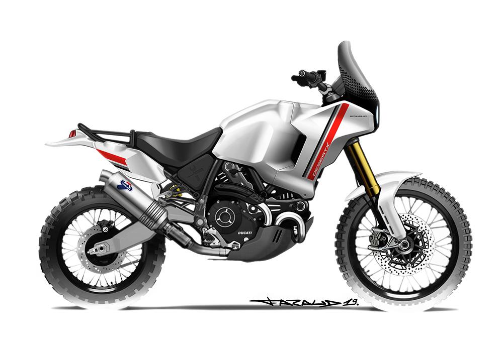 Ducati Desert X 2020