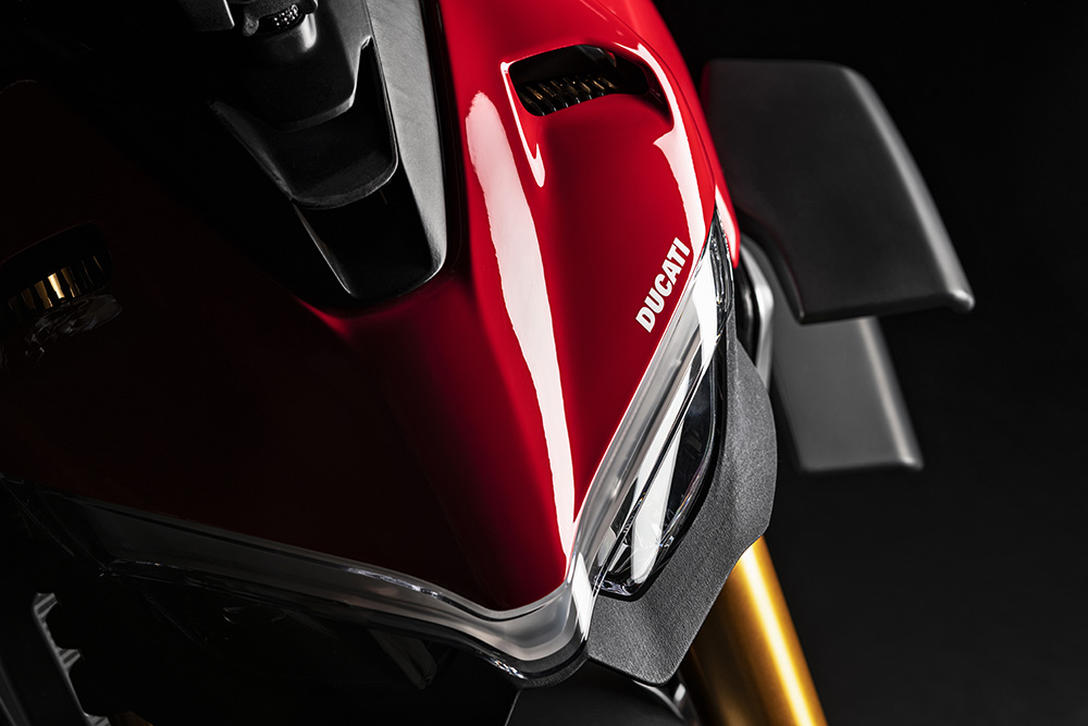 ducati Streetfighter V4 s 2020 detail