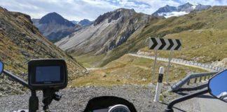 motorrijden berninapas zwitserland