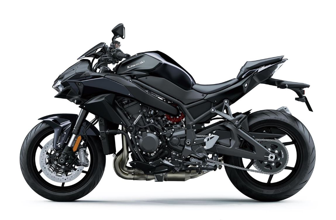 kawasaki z h2 2020 black