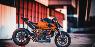 1290 Super Duke R Beast 2020