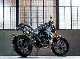 Ducati Scrambler 1100 pro sport