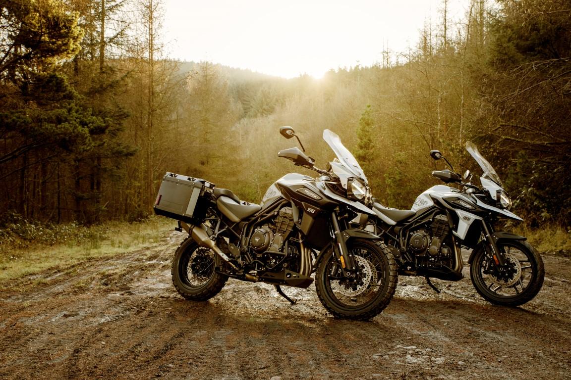 Triumph tiger 1200 special