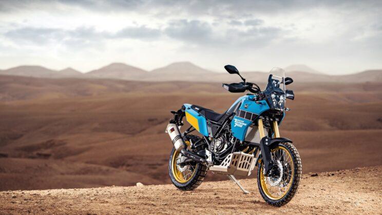Yamaha tenere 700 rally edition 2020