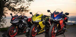 Aprilia RS 660 kleuren 2021