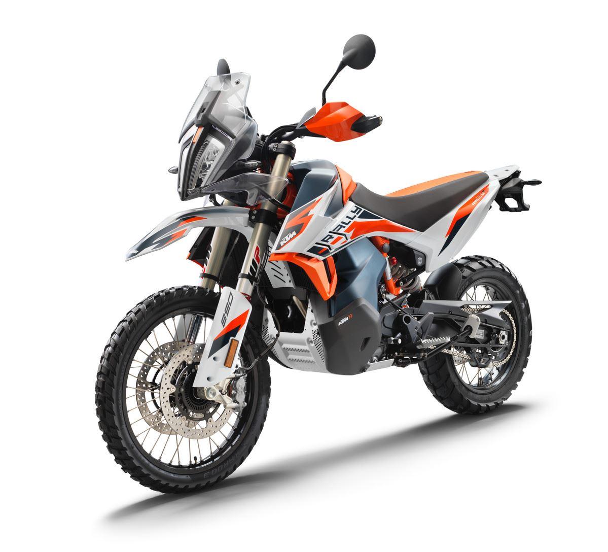 Ktm 890 Adventure R Rally 2021
