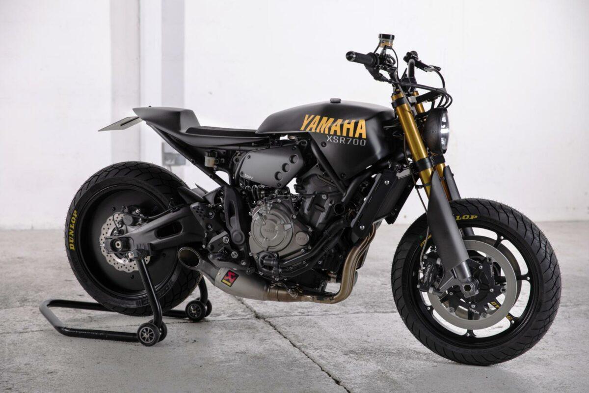 Yamaha Yard Built XSR700