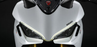 Ducati Supersport S 950 detail 2021