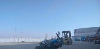 Outback motortek bmw r1200 gs crash bars