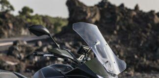 Yamaha Tracer 7 GT 2021 windscherm