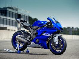 yamaha YZF R6 2021 RACE